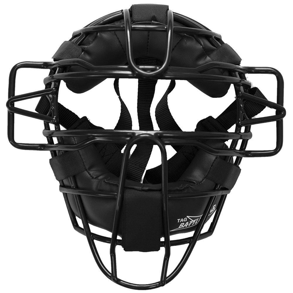 TAG Ultra Lightweight Catcher's Mask, Black by TAG