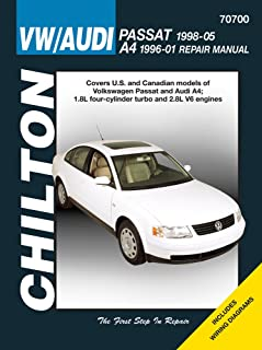 vw passat audi a4 passat 1998 thru 2005 audi a4 1996 thru rh amazon com 2005 vw passat owners manual pdf 2005 volkswagen passat owners manual download
