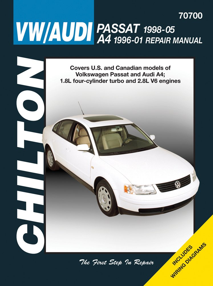 vw passat audi a4 vw passat 1998 thru 2005 and audi a4 1996 rh amazon com 2012 Volkswagen Passat Problems 2012 volkswagen passat service manual