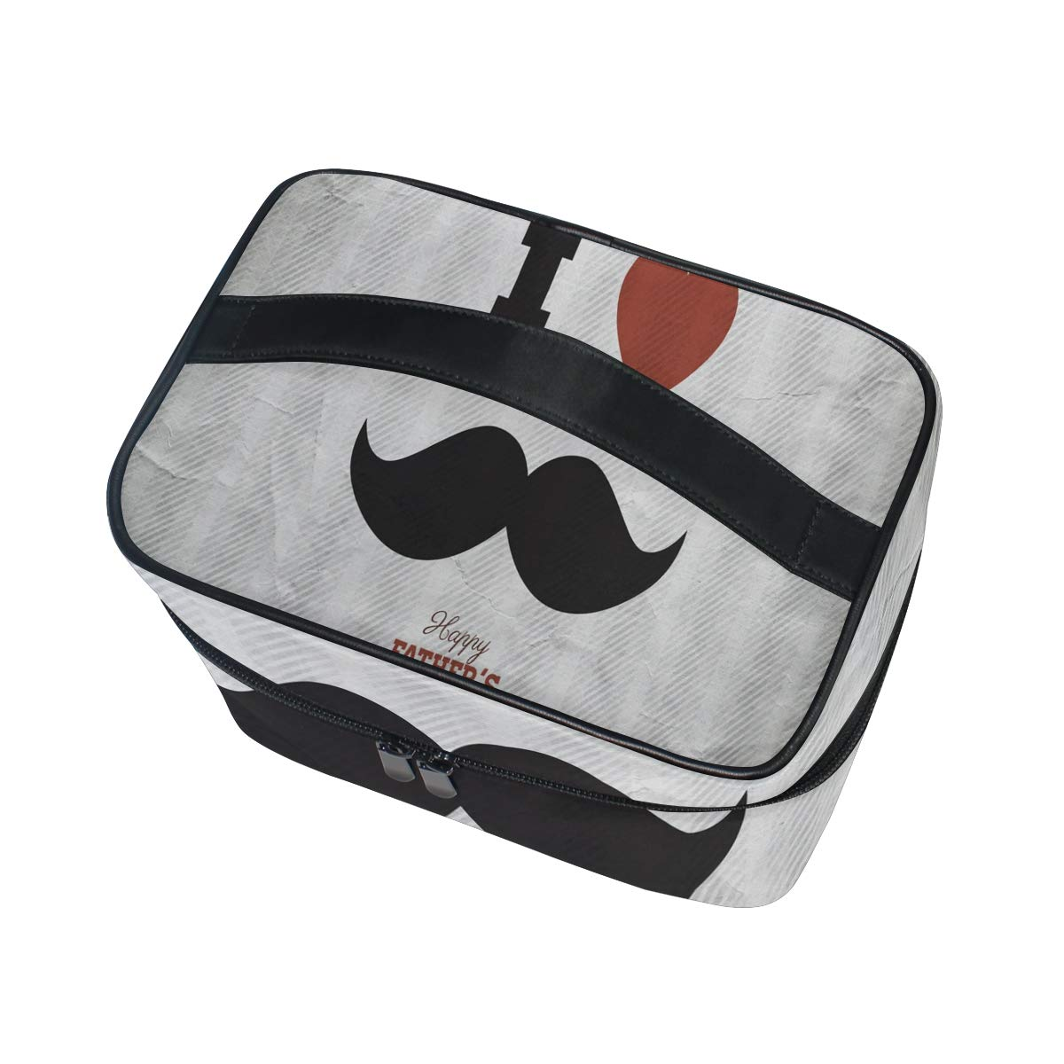 Amazon.com: Bolsa de viaje para cosméticos, cartel para el ...