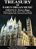 img - for Treasury of Organ Music, Organ Music of the 15th to 18th Centuries from England, Italy, Germany, and France by Jan Pieterszoon Sweelinck (1947-01-01) book / textbook / text book
