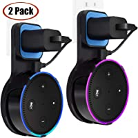 2-Pack Toovren Dot Wall Mount Case Holder Stand