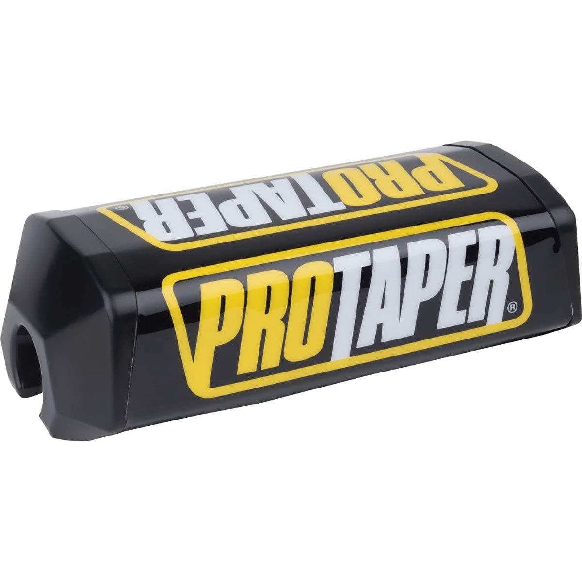 ProTaper Race Line 2.0 Square Handlebar Pads Black/Black