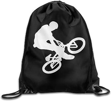 KIMIOE Mochilas BMX Large Drawstring Bucket Bag Pack Beam Mouth School Travel Backpack Rucksack Shoulder Bags For Men and Women: Amazon.es: Equipaje