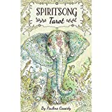 Anya Nana Spiritsong Tarot New Deck and Book Set 3x5 Cards Ideal Divination