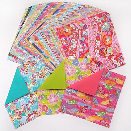 20 hojas 20x30cm 300g//㎡ Cartulina de colores brillantes TankerStreet tarjeta de papel con purpurina para Manualidades DIY vinilo papel A4 hojas para manualidades varios colores