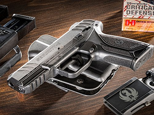 Review: The New Ruger Security 9