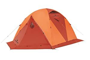 Ferrino Lhotse 4 4-Season Tent, Orange, 4-Person