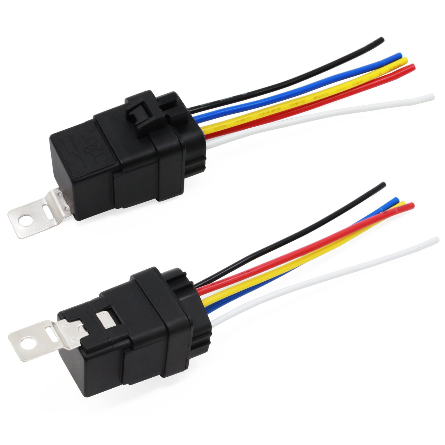 Ocr 4pin Automotive Car Relay 30a  40a 12v Dc Switch