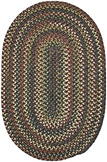 product image for Cedar Cove Rugs, 4' x 4' Round, Gray