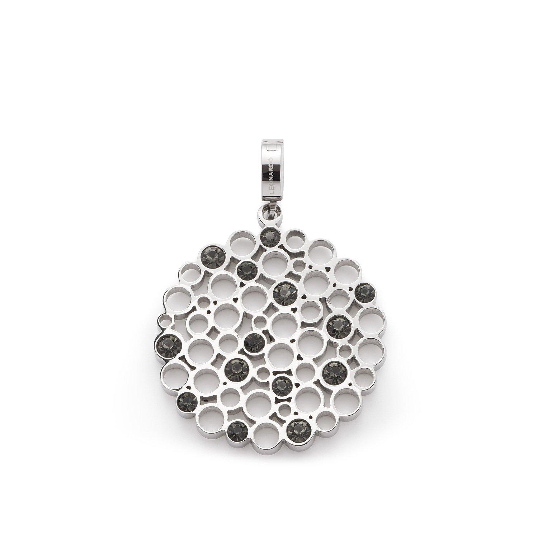 Leonardo Jewels Damen Anhänger Darlin's Verena Edelstahl Glas silber 016413