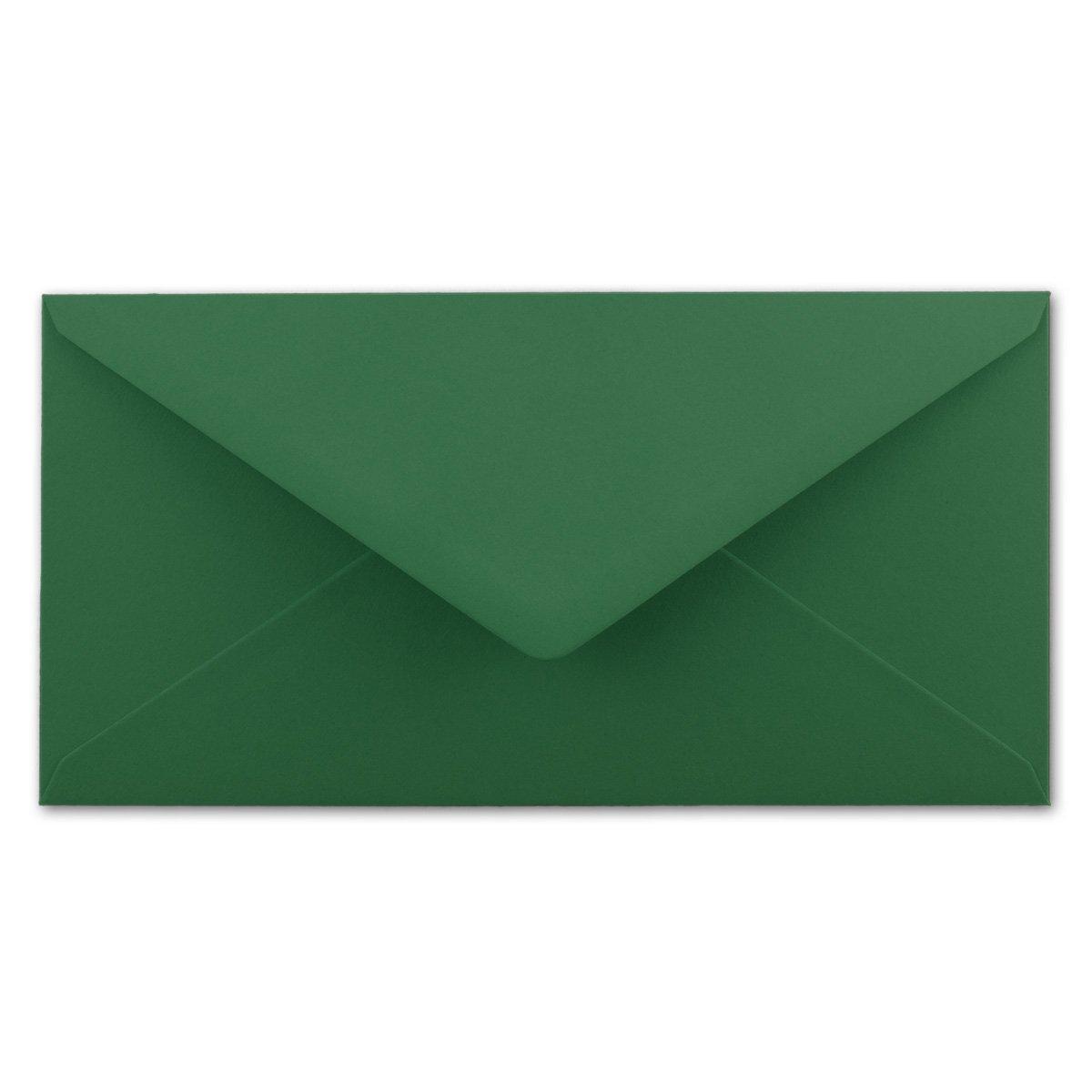 250 Brief-Umschläge Bronze Metallic DIN Lang - - - 110 x 220 mm (11 x 22 cm) - Nassklebung ohne Fenster - Ideal für Einladungs-Karten - Serie FarbenFroh® B01N3SD545 | Die Farbe ist sehr auffällig  309439