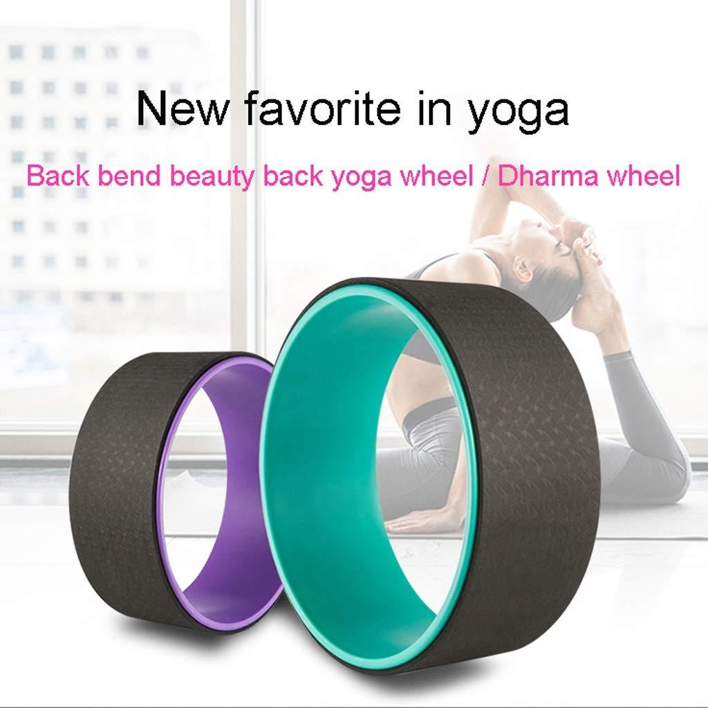 RYR Yoga-Wheel, Anillo de Entrenamiento para Mejorar la ...