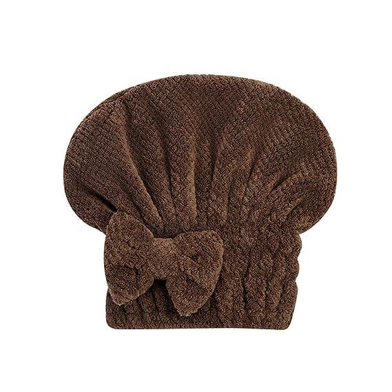 Gorra de princesa de huevo de piña para adultos toalla de cabello ...