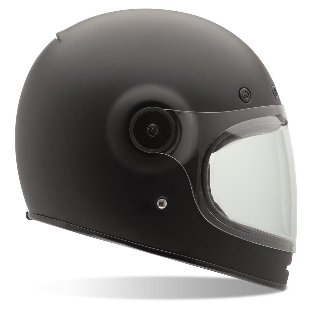 Amazon.com: Bell Bullitt Full Face Motorcycle Helmet (Solid Matte Black, Medium) (Non-Current Graphic): Automotive
