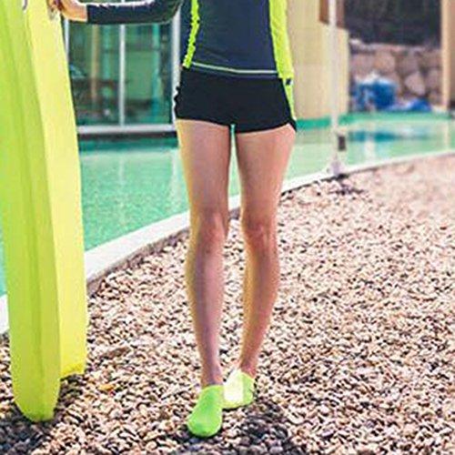 Zomer Outdoor Strand Duiken Water Sportschoenen Sandalen Schoenen Blootsvoets Sokken Schoenen Zwart