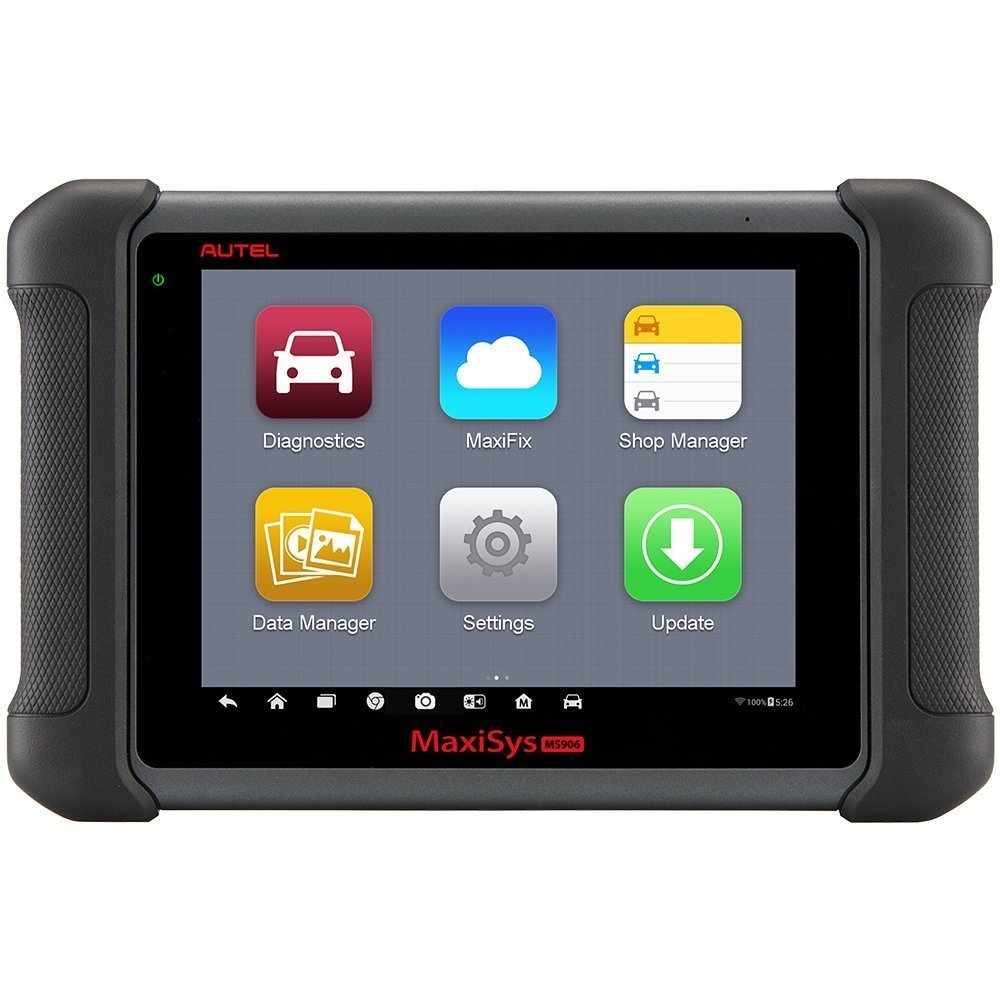 Automotive Scan Tool >> Autel Maxisys Ms906 Automotive Diagnostic Scanner Scan Tool Code Reader Upgraded Version Of Ds708 And Ds808 With Oe Level Vehicle Coverage Of