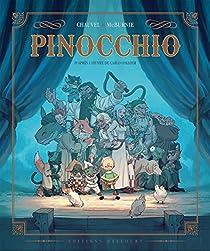 Pinocchio par Chauvel