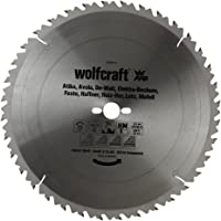Wolfcraft 6668000 6668000-1 Hoja de Sierra Circular HM