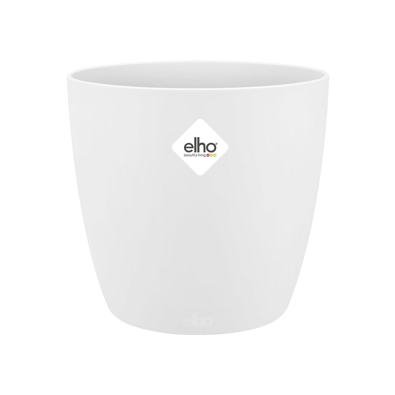 Blanco Elho Brussels Round Maceta Redonda 22,3x22,3x20,5 cm