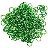 Juvale Open Jump Rings for Jewelry Making