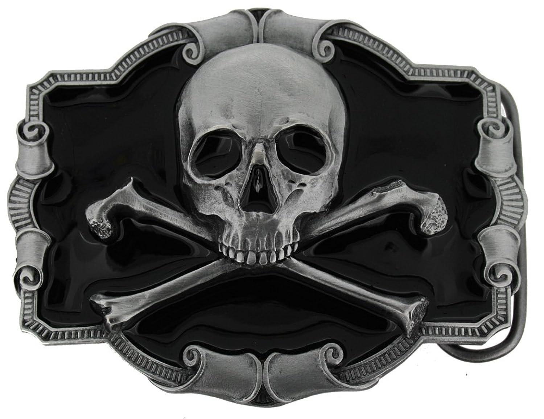 Boucle de ceinture Skull   Cross Bones, en un de mes présentation en ... 237d63b78a4