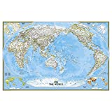 World Classic, Pacific Centered (Laminated)
