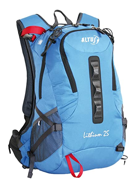 Altus Lithium 25 - Mochila, Unisex, Color Azul, Talla única