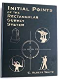 Initial points of the rectangular survey system