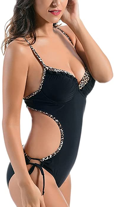 l'atteggiamento migliore a3dd7 1b8ba Mey-Costume Mare da Donna Trikini Costume in Pizzo Costume ...