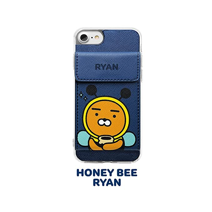 finest selection 8ed08 532ea Kakao Friends Costume Color Diary Case for Smartphone (Honey Bee Ryan,  iPhone X)