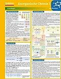 Lerntafel: Anorganische Chemie I im Überblick (Lerntafeln Chemie, Band 2)