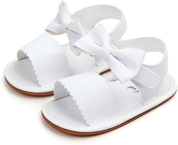 BBmoda Zapatos Bebe Niña Verano Primeros Pasos para Recién Nacido ...