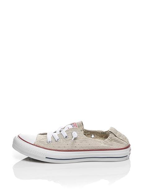 6e0a0fd67ac Converse Zapatillas All Star Ox Shoreline Slip San Arena EU 36: Amazon.es:  Zapatos y complementos