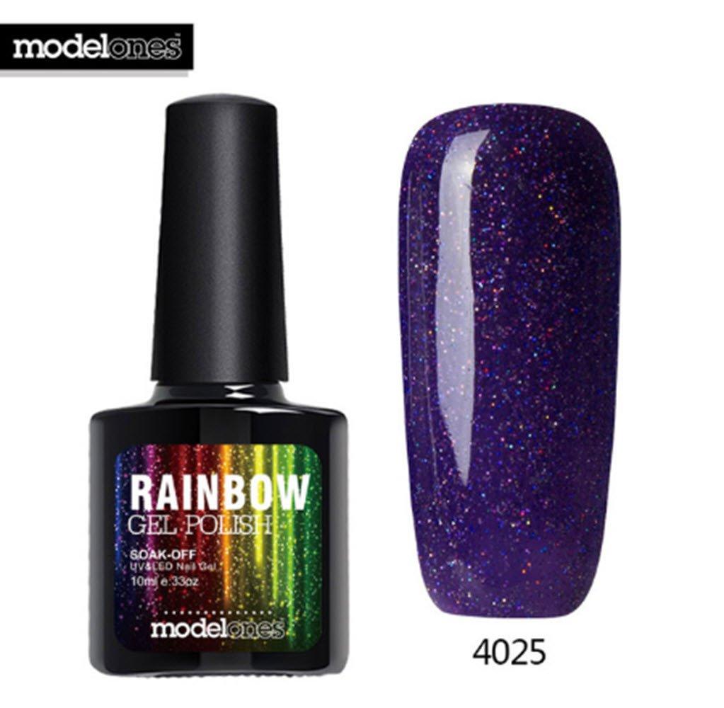 Amazon Com Modelones 2017 Fashion Neon Nail Gel Polish Soak