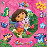 Dora the Explorer My First Puzzle Book