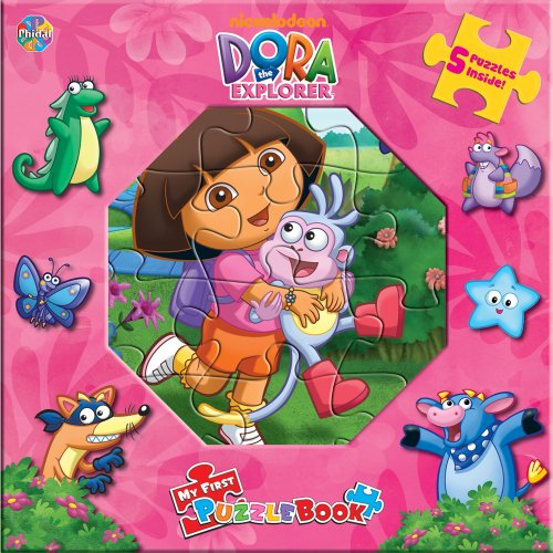 Dora the Explorer My First Puzzle
