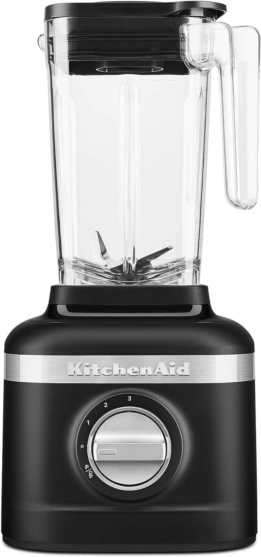 KitchenAid KSB1325BM K150 Blender, 48 oz, Matte Black