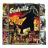 Mini Posters Set [13 posters 8x11] Godzilla Kaiju Horror Sci Fi # Trash Movie Posters Reprint
