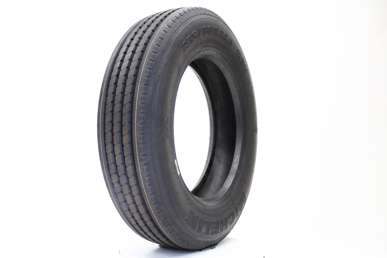 Michelin XRV Commercial-Truck Tire - 255/80R22.5