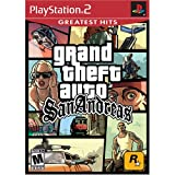 Grand Theft Auto San Andreas Product Image