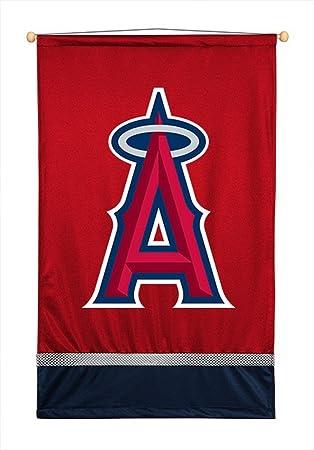 MLB Los ángeles Anaheim colgante de pared equipo de béisbol logotipo  Glorafilia acento 41a84f21da8