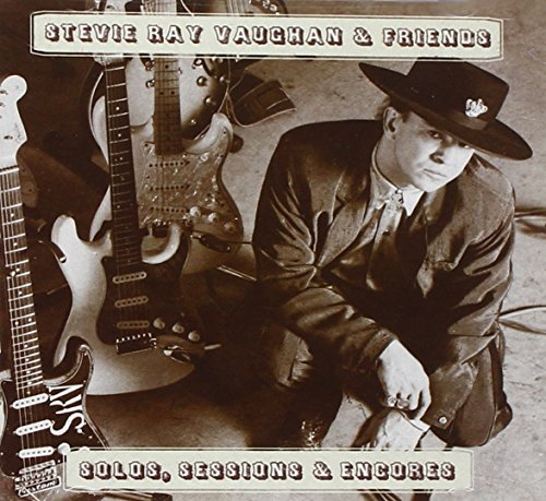 Stevie Ray Vaughan - Solos, Sessions & Encores - Zortam Music