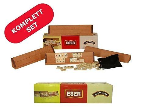 Okey Board Game Turkish Rummy By Eser