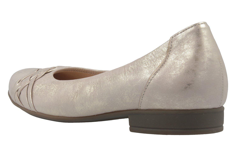 Gabor Women's 62.633.63 Ballet Flats multi-coloured multicoloured:  Amazon.co.uk: Shoes & Bags