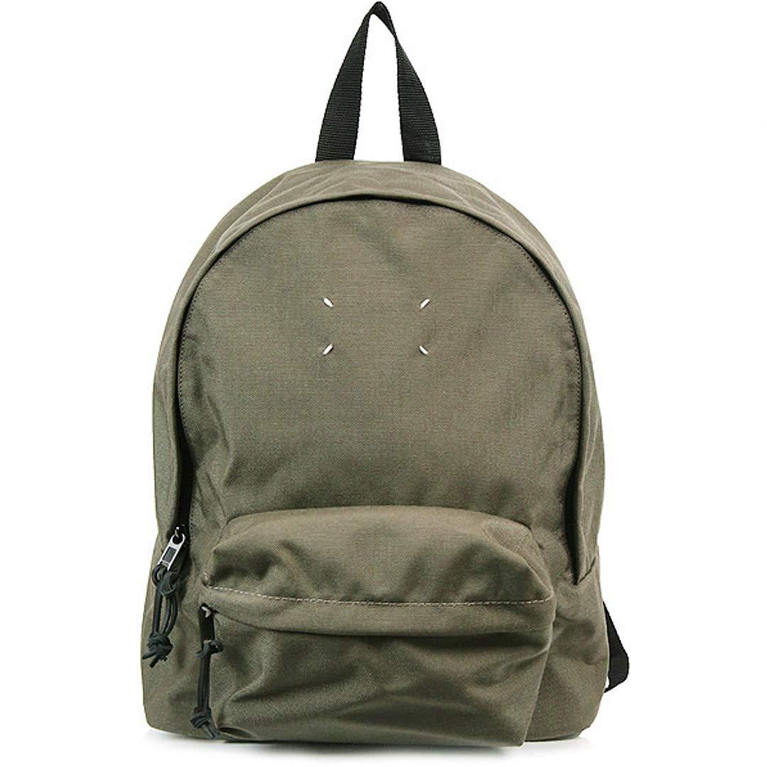 MAISON MARGIELA バッグ メゾン マルジェラ バックパック/リュック (T7436 / カーキ) STEREOTYPE Backpack 【S55WA0053-PR253】 [並行輸入品] B07QGZYNWP