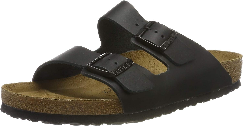 | Birkenstock Unisex Arizona Shearling Sandal | Shoes