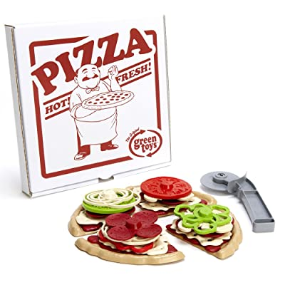 Green Toys Pizza Parlor, Assorted: Toys & Games