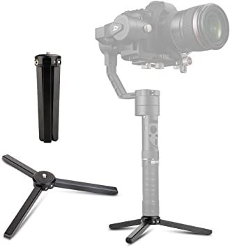 Mini Tabletop Tripod Handheld Gimbal Stabilizer Tripod Travel Photography Stand Support for DJI Osmo Mobile 2 Zhiyun