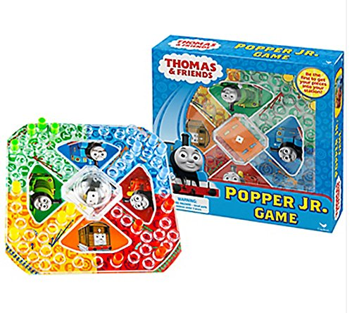 Thomas The Tank Engine   Friends Popper Game  Mini Popper Jr  Board Game  2 4 Players
